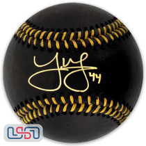 Joe Musgrove Padres Signed Autographed Black Major League Baseball USA SM