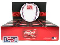 (12) 1999 All Star Game Official MLB Rawlings Baseball Red Sox Boxed - Dozen