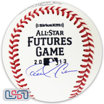 Carlos Correa Astros Signed Autographed 2013 Futures Game Baseball JSA Auth