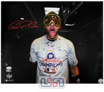Carlos Correa Astros Signed Autographed 16x20 Photo Photograph JSA Auth #28