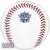 2021 All Star Game Official MLB Rawlings Baseball Atlanta Braves - Boxed