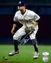 Luis Urias Padres Signed Autographed 8x10 Photo Photograph JSA Auth #2