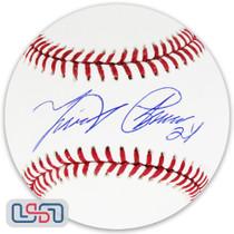Miguel Cabrera Detroit Tigers Signed Autographed Major League Baseball JSA Auth