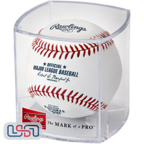 2021 All Star Futures Official MLB Rawlings Baseball Colorado Rockies - Cubed