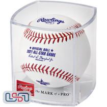2021 All Star Game Official MLB Rawlings Baseball Colorado Rockies - Cubed