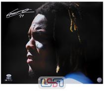 Vladimir Guerrero Jr. Blue Jays Autographed 16x20 Photograph Photo JSA Auth #17