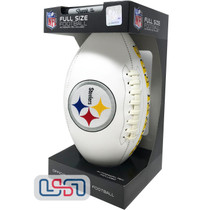 Pittsburgh Steelers NFL Signature Series Official Licensed Football - Full Size