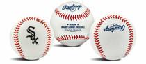 Chicago White Sox Rawlings Team Logo MLB Replica Autograph Baseball