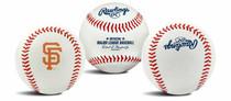 San Francisco Giants Rawlings Team Logo MLB Replica Autograph Baseball