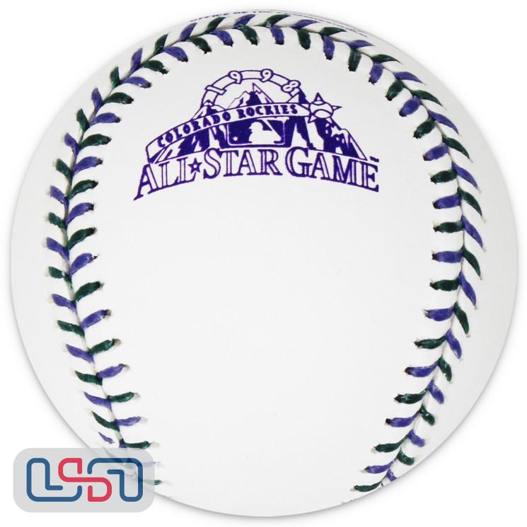 1998 All Star Game Official MLB Rawlings Baseball Colorado Rockies - Boxed