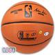 Giannis Antetokounmpo Signed Milwaukee Bucks Spalding NBA Basketball BAS Auth