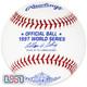 (12) 1997 World Series Official MLB Rawlings Baseball Marlins Boxed - Dozen