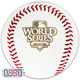 (12) 2010 World Series Official MLB Rawlings Baseball Giants Boxed - Dozen
