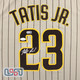 Fernando Tatis Jr. Signed Authentic Gold San Diego Padres Nike Jersey JSA Auth