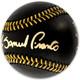 Wander Franco Rays Autographed Signed Full Name Black Major League Baseball JSA Auth