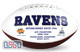 Baltimore Ravens NFL Signature Series Licensed Official Football - Full Size