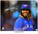 Vladimir Guerrero Jr. Blue Jays Autographed 16x20 Photograph Photo JSA Auth #18