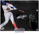 Vladimir Guerrero Jr. Blue Jays Autographed 16x20 Photograph Photo JSA Auth #12