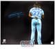 Vladimir Guerrero Jr. Blue Jays Autographed 16x20 Photograph Photo JSA Auth #11