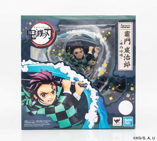 Bandai Tamashii Bandai Figuarts Zero Demon Slayer Kimetsu no Yaiba Kamado Tanjirou Figure