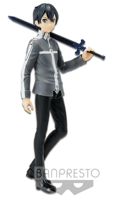 Banpresto Banpresto EXQ Sword Art Online Alicization Kirito Figure