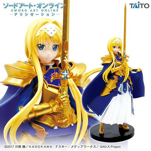 Taito Taito Sword Art Online Alicization Alice Zuberg Synthesis Thirty Figure