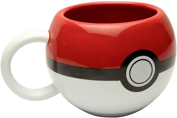 GB Eye Officially Licensed Pokemon Pokeball Mug 400ml