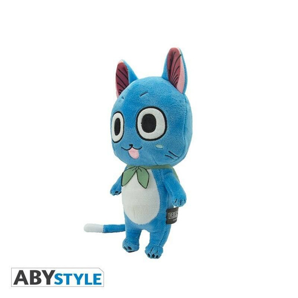 Abystyle Officially Licensed Fairy Tail Happy 25cm Plush