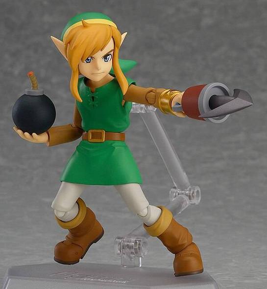 Max Factory Figma EX-032 The Legend of Zelda A Link Between Worlds Link Action Figure