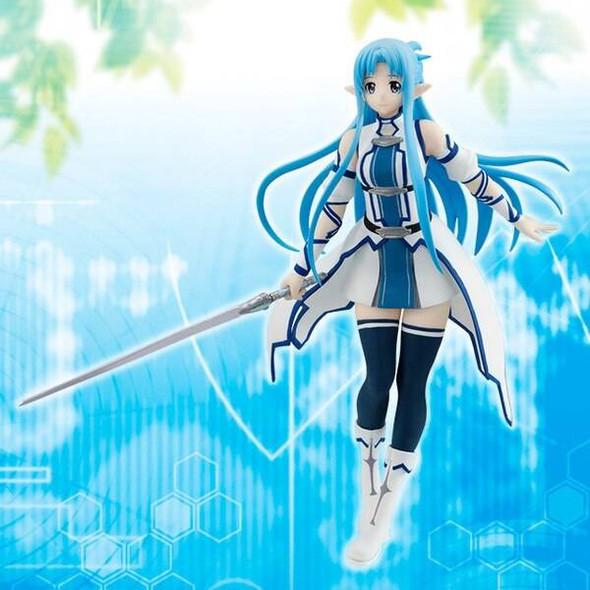 Furyu Furyu Sword Art Online Udine Asuna Figure 17cm
