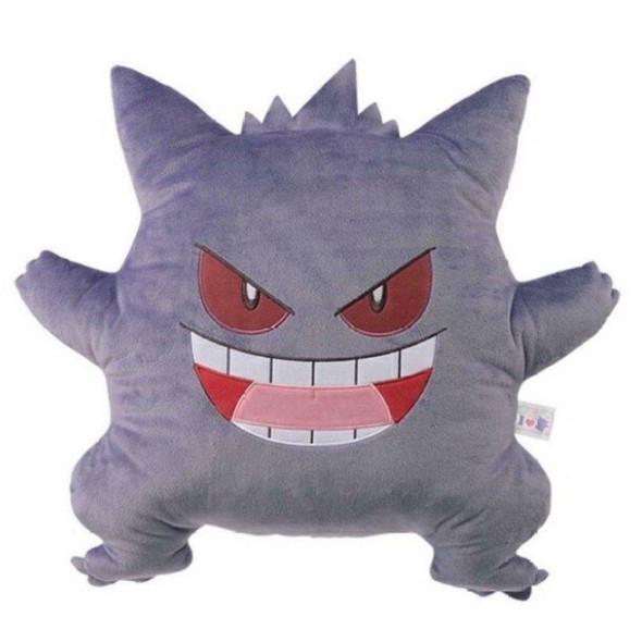 Banpresto Banpresto Pokemon I Love Genga 34cm Official Plush Cushion