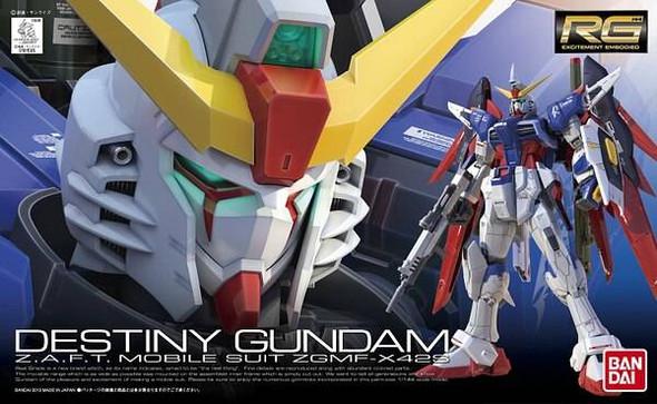 Bandai Bandai Hobby Real Grade RG ZGMF-X42S Destiny Gundam
