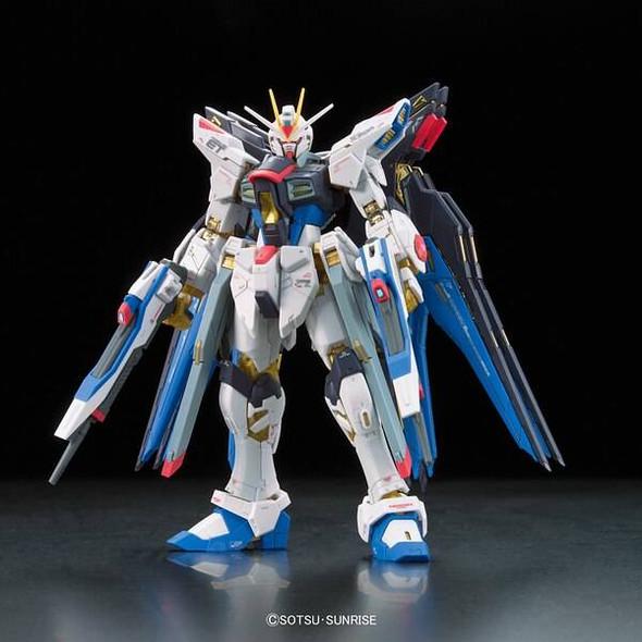 Bandai Bandai Hobby Real Grade RG ZGMF-X20A Strike Freedom