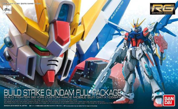 Bandai Bandai Hobby Real Grade RG GAT-X105B Gundam Full Package 1/144 Model Kit