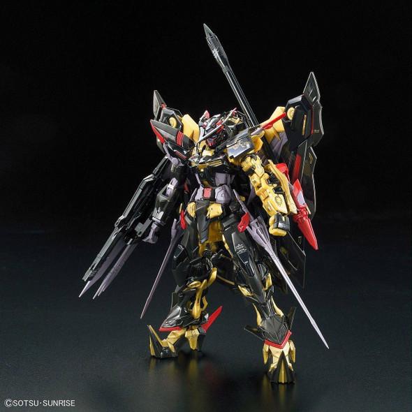Bandai Bandai Hobby Real Grade RG Gundam Astray Gold Frame Amatsu Mina