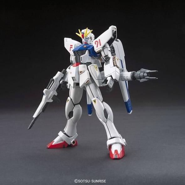 Bandai Bandai Hobby High Grade HGUC Gundam F91