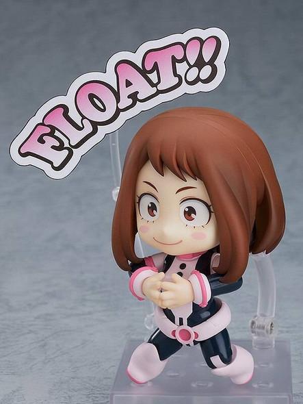 Good Smile Company Nendoroid My Hero Academia Ochaco Uraraka Heros Edition 10 cm Action Figure
