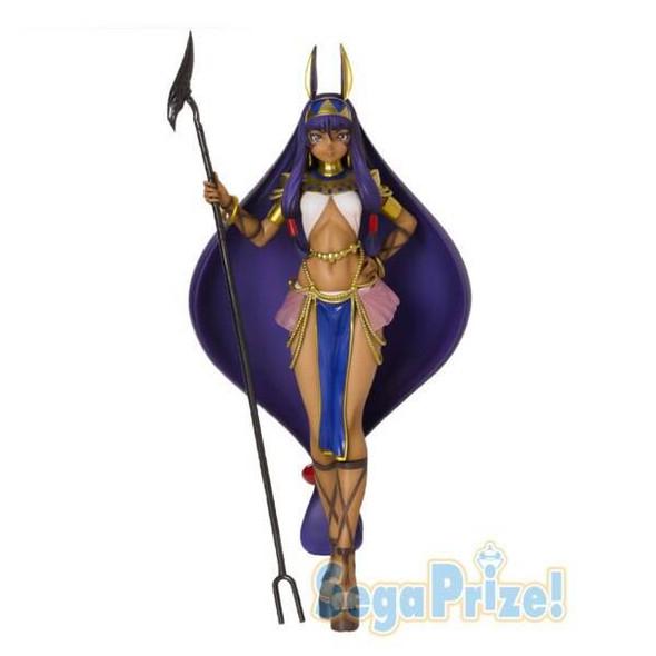 SEGA SEGA SPM Fate/Grand Order Absolute Demonic Front Babylonia Nitocris Caster Figure 23cm