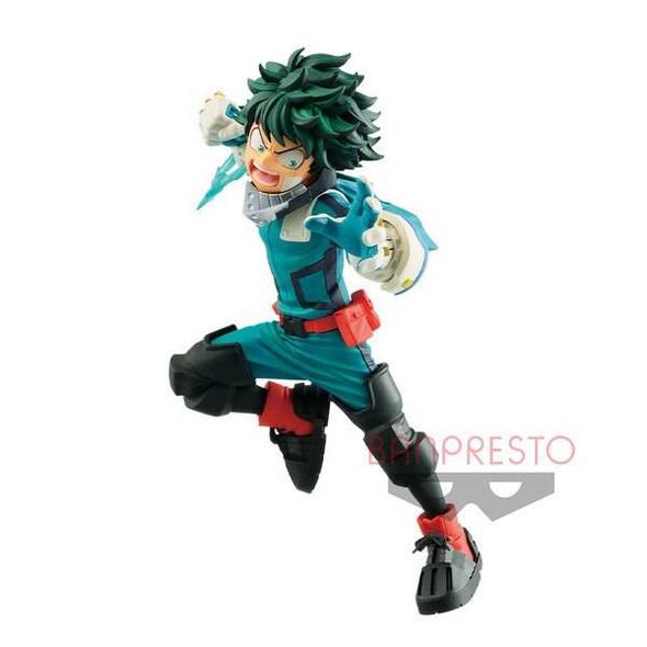 Banpresto Banpresto My Hero Banpresto The Movie Heroes Rising VS Hero Deku Figure 19cm