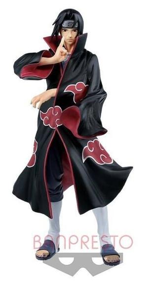 Banpresto Banpresto Vibration Stars Naruto Shippuden Itachi Uchiha Figure 15cm