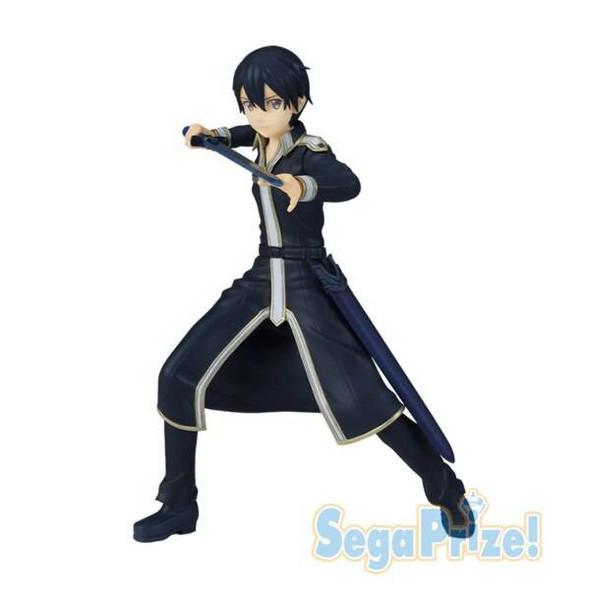SEGA SEGA LPM Sword Art Online Alicization Kirito Figure 21cm