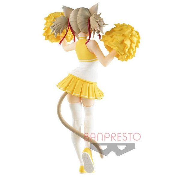 Banpresto Banpresto EXQ Sword Art Online Memory Defrag Silica Hooray Love Cheers Figure 21cm