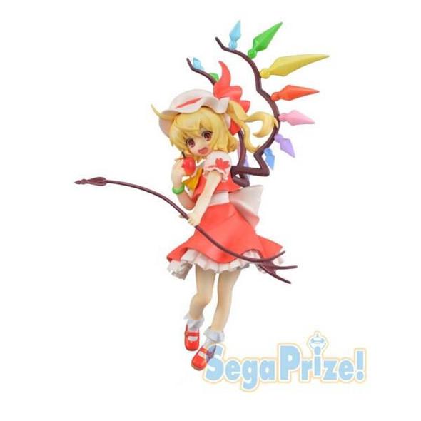 SEGA SEGA Touhou Project Flandre Scarlet PM Figure 16cm
