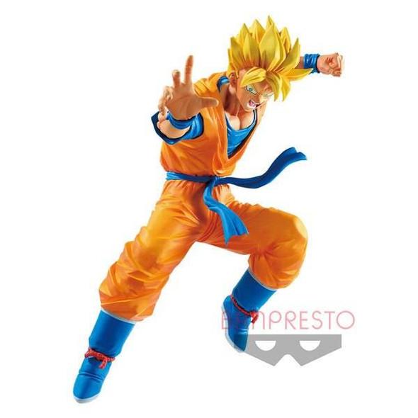Banpresto Banpresto Dragon Ball Legends Collab Super Saiyan Future Son Gohan Figure 20cm