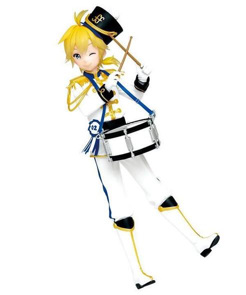 Taito Taito Vocaloid Kagamine Len Winter Live Figure 18cm