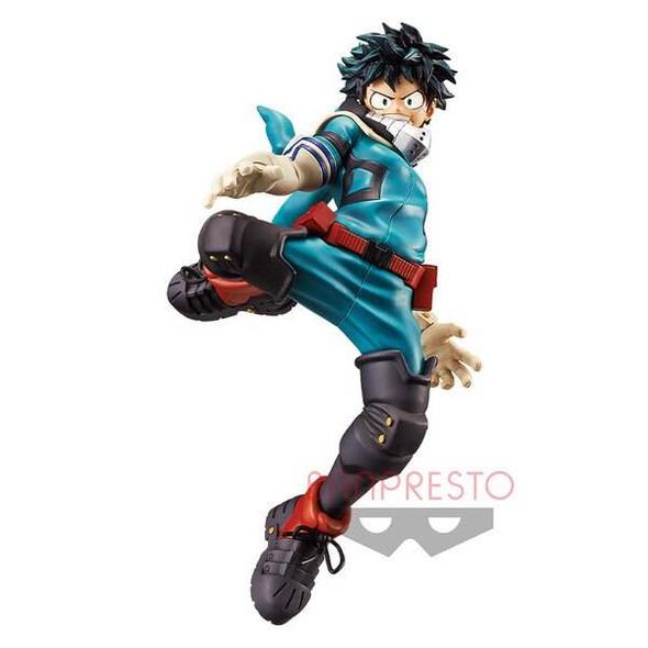 Banpresto Banpresto King of Artist My Hero Academia Izuku Midoriya Deku Figure