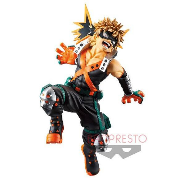 Banpresto Banpresto King of Artist My Hero Academia Katsuki Bakugo Figure