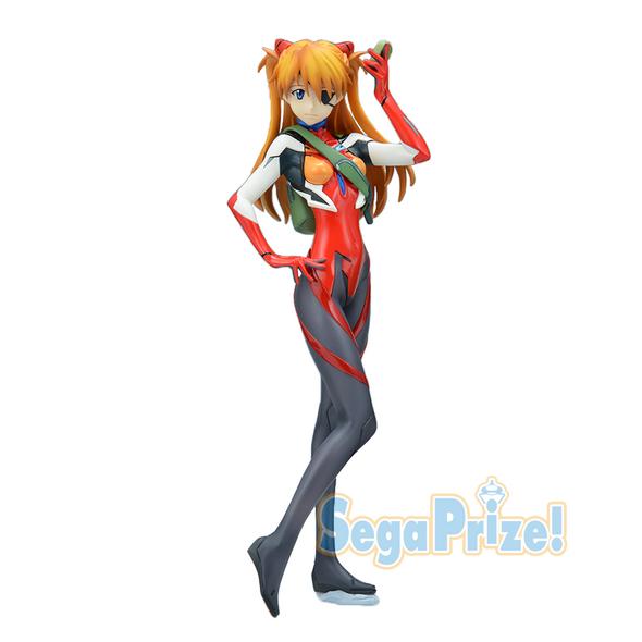 SEGA SEGA SPM Rebuild of Evangelion Asuka Shikinami Langley Figure