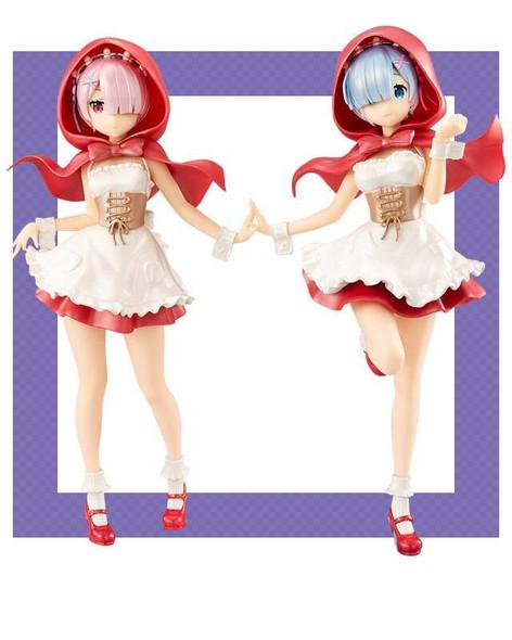 Furyu FuRyu ReZero Starting Life in Another World Ram Red Hood Figure