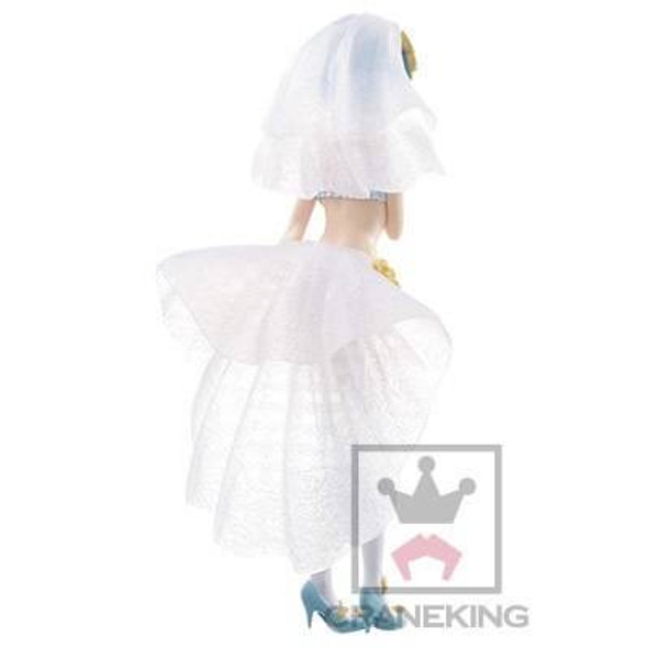Banpresto Banpresto EXQ ReZero Starting Life in Another World Rem Wedding Figure 22cm